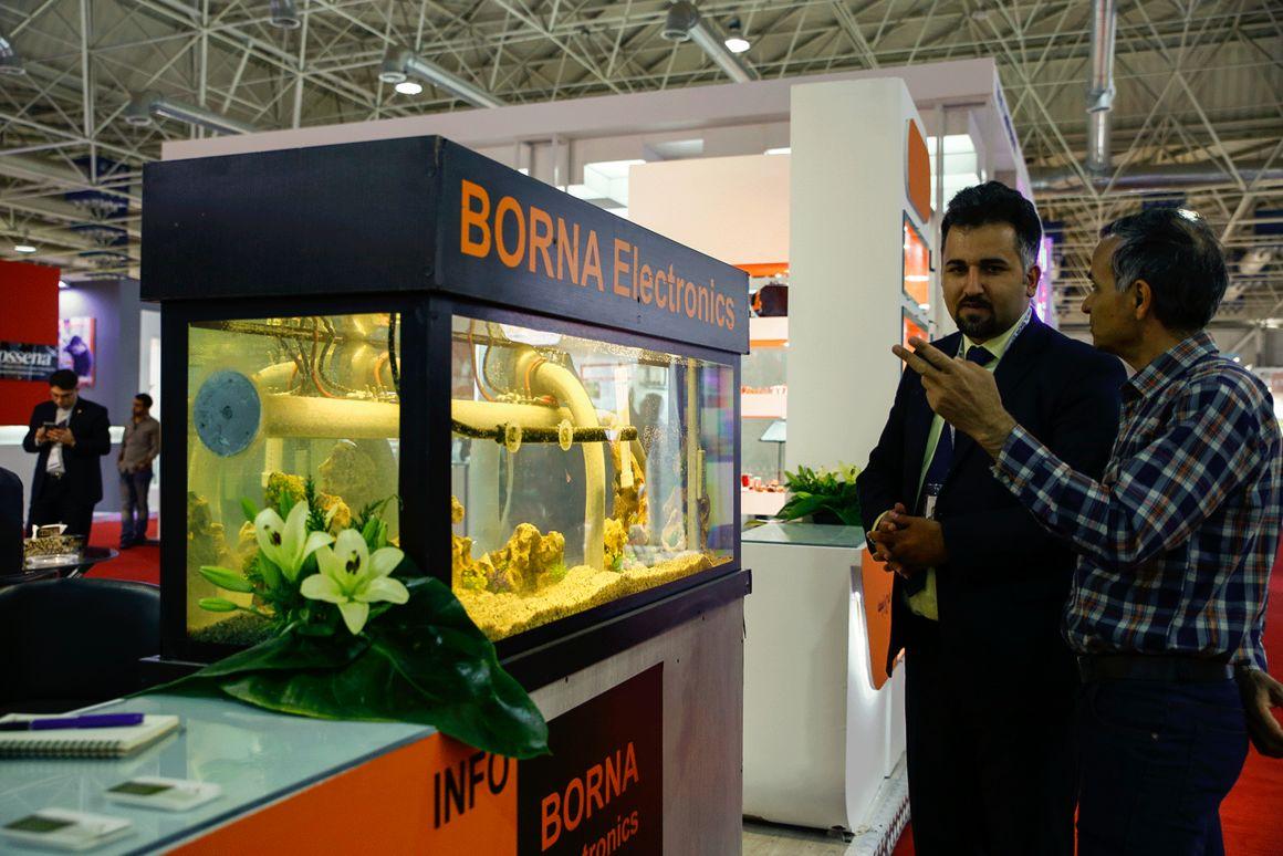 حمایت و ترغیب سازندگان توانمند داخلی، رویکرد شرکت ملی گاز ایران در نمایشگاه بیستوچهارم