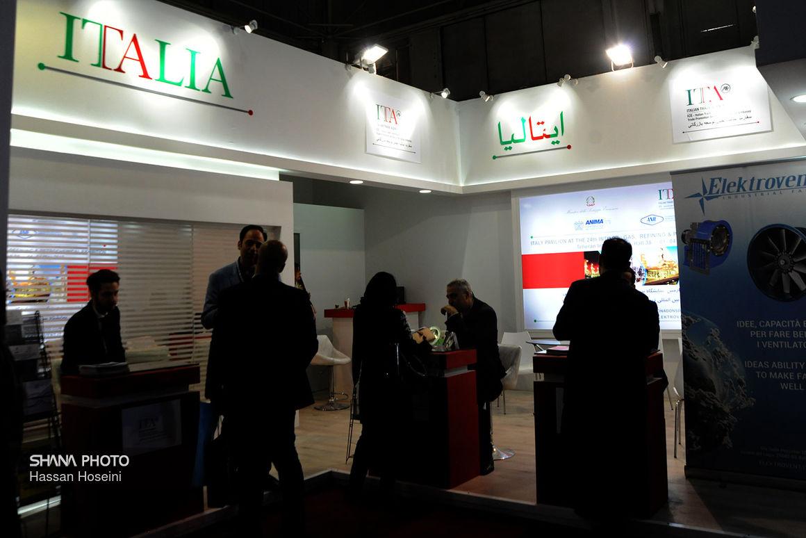 نماینده شرکت ایتالیایی: برای تجارت با ایران مصمم هستیم