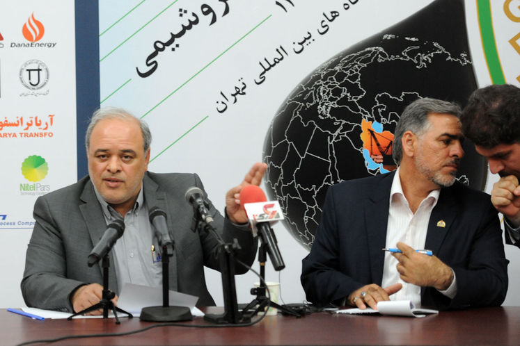 محسن دهانزاده، مدیرعامل شرکت بهرهبرداری نفت و گاز کارون