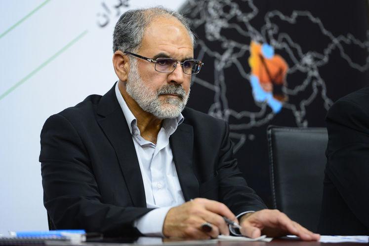 علیمحمد بساقزاده، مدیر طرحهای شرکت ملی صنایع پتروشیمی