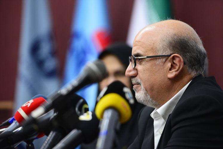 بهزاد محمدی، مدیرعامل شرکت ملی صنایع پتروشیمی و معاون وزیر نفت
