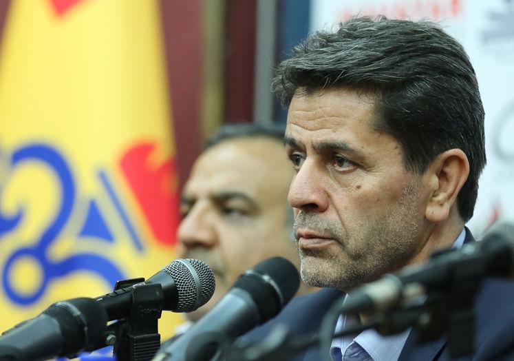 سعید مومنی، مدیر گازرسانی شرکت ملی گاز ایران