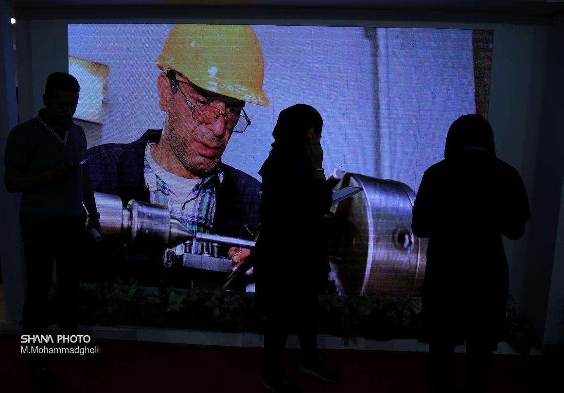 حاشیه سومین روز نمایشگاه بیست و چهارم نفت (۱)
