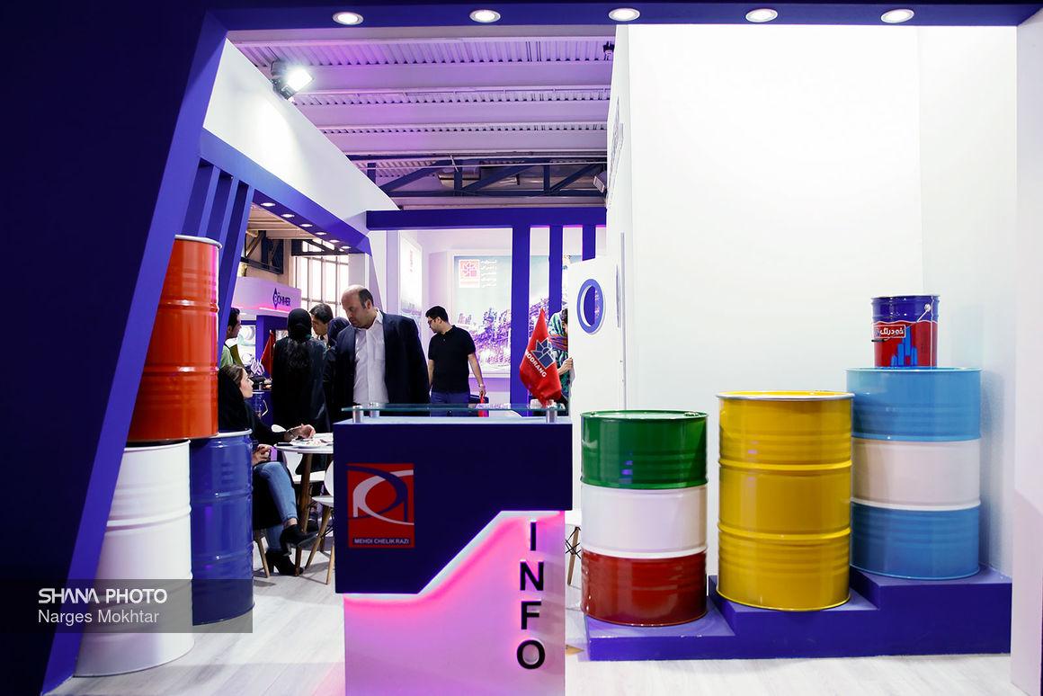 سومین روز از بیست و چهارمین نمایشگاه نفت