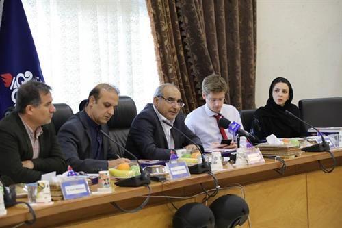 Economic Attaches of 4 Countries Visit PSEEZ