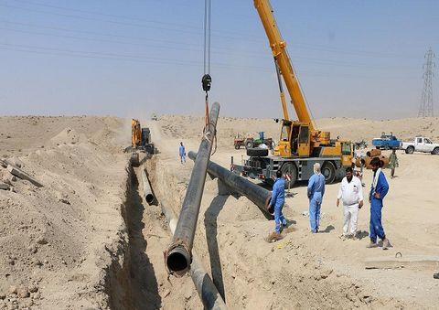 تعمیرات اساسی مناطق عملیاتی نفتوگاز زاگرس جنوبی آغاز شد