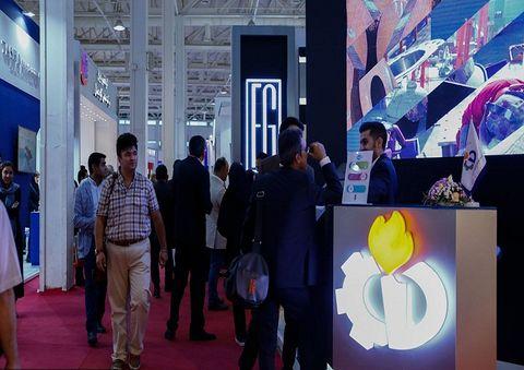 نمایش تمام عیار توانمندی سازندگان داخلی در نمایشگاه نفت ۲۴
