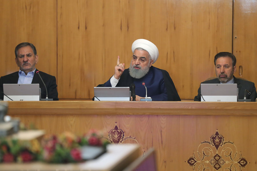 Enhanced Oil Exports Mark Failure of Sanctions: Rouhani