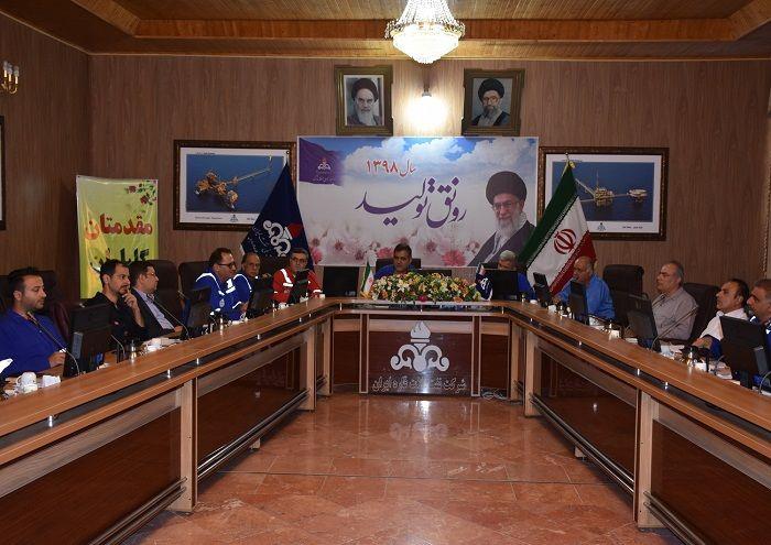 گواهینامه سامانه مدیریت یکپارچه IMS در منطقه خارک تمدید شد