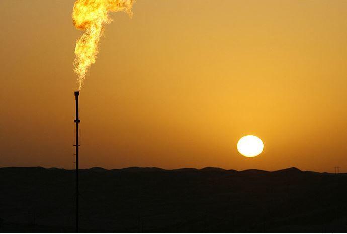 کشف ذخیره جدید گازی در آبهای مصر