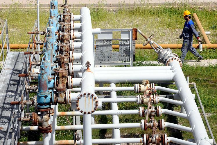 Desalination Unit of Masjed Soleiman