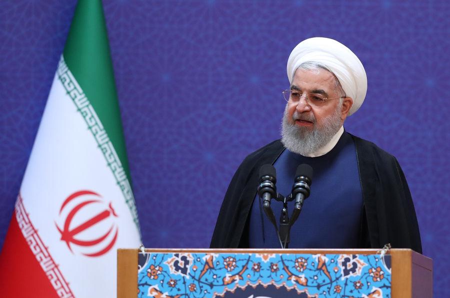 روحانی: امروز صادرکننده بنزین، گازوئیل و گاز هستیم