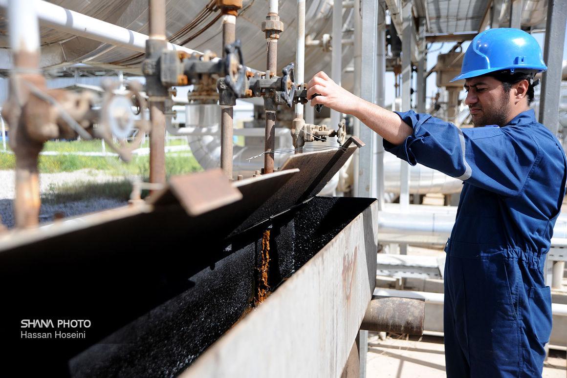 فعالیت تاسیسات نفت و گاز مسجدسلیمان بدون وقفه ادامه دارد