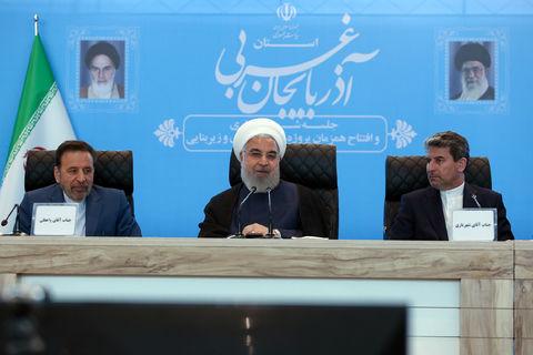 روحانی: در فروش نفت تحریم را دور میزنیم