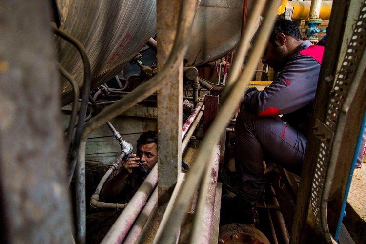 ضریب اطمینان صادرات نفت ایران افزایش مییابد