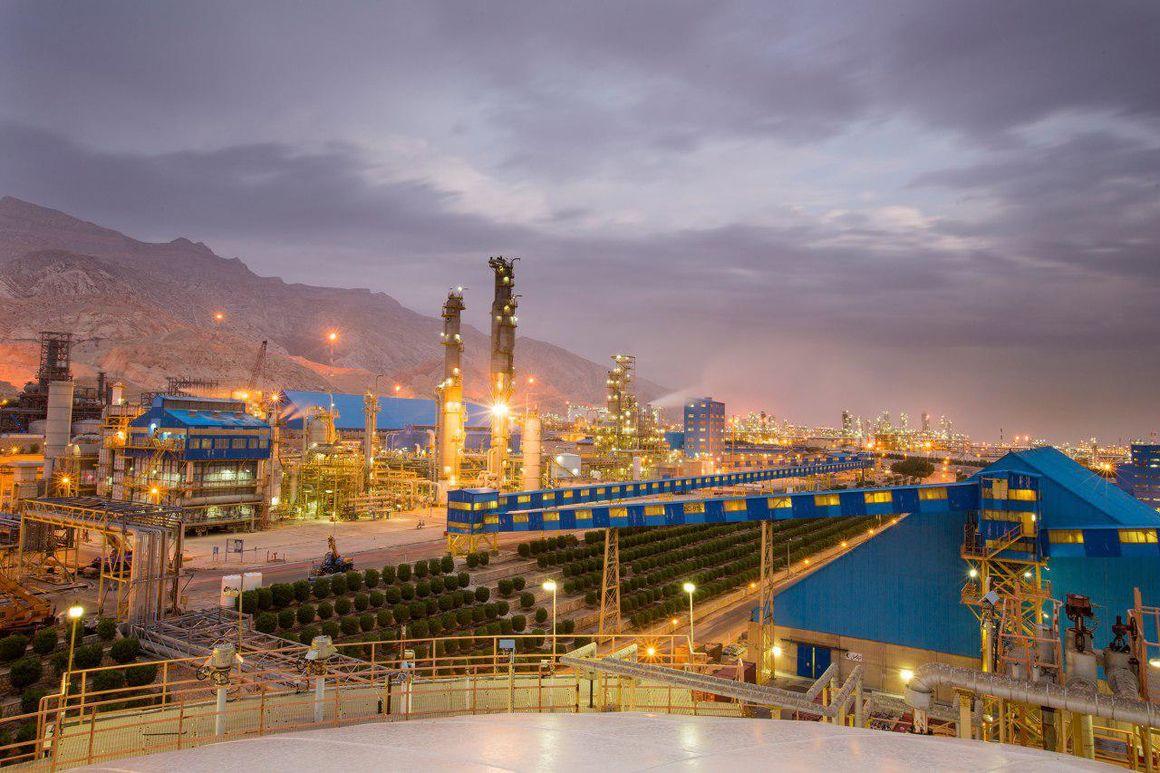 ظرفیت تولید پروپیلن ایران ۳ میلیون تن افزایش مییابد