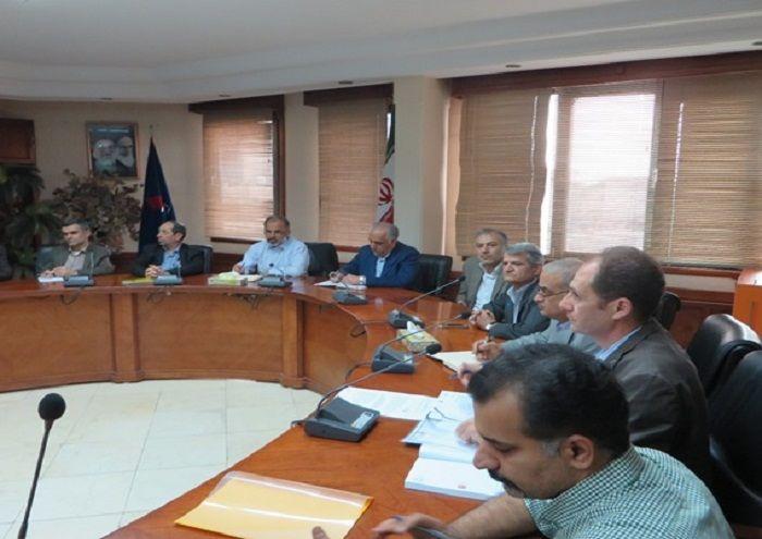 نشست شورای راهبری طرح توسعه فناوریهای ژئوشیمیایی اکتشافی برگزار شد
