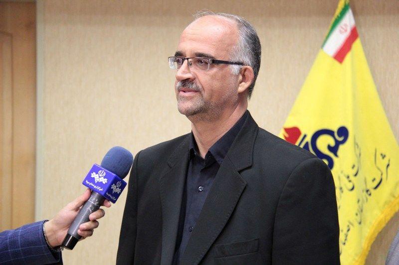 ۱۱ پروژه گازرسانی استان اصفهان در دهه فجر به بهرهبرداری میرسد