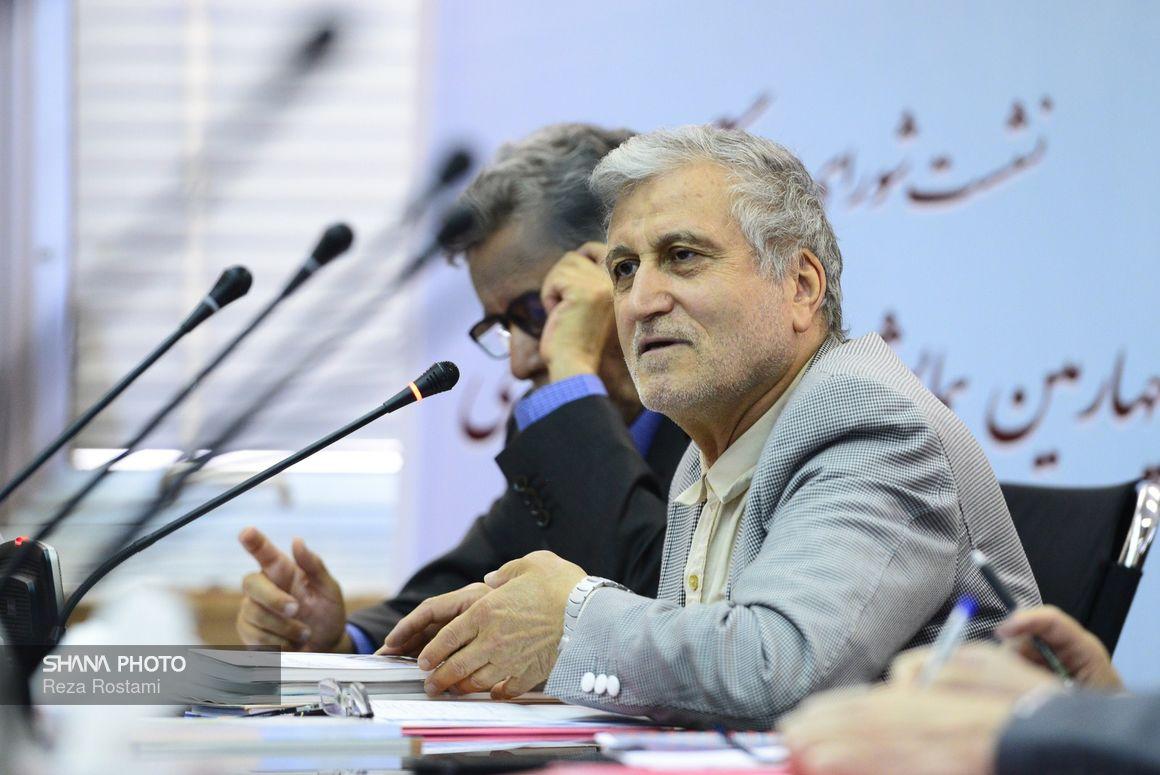 نشست شورای سیاستگذاری مسئولیت اجتماعی صنعت نفت برگزار شد