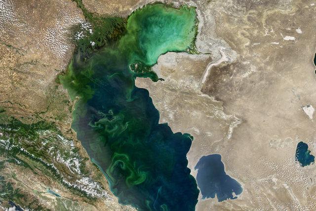 کتاب پژوهشهای نوین در حوضه زمینشناسی نفت و گاز دریای خزر منتشر شد