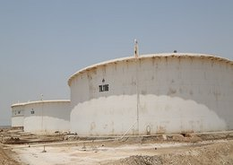 LPG Tanks of South Pars Phases 22 to 24 Online