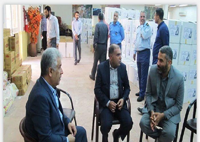 تداوم مشارکت ملی حفاری در رفع مشکلات مناطق سیلزده