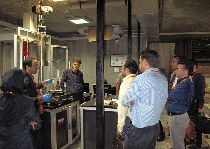 کارگاه آموزشی تخصصی برای مدیران نفت فلات قاره برگزار شد