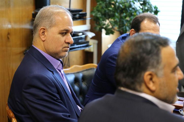 محمد عسگری، رئیس روابط عمومی شرکت ملی گاز ایران