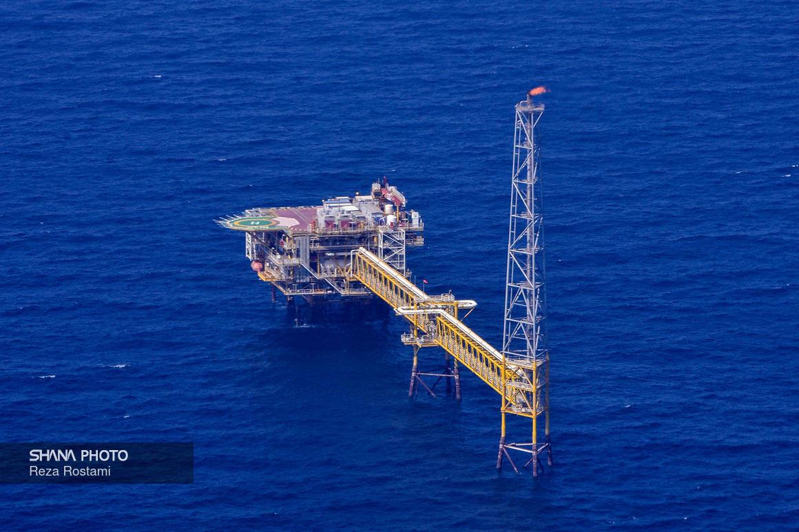 افزایش ۴۲۰ میلیون مترمکعبی برداشت گاز از پارس جنوبی