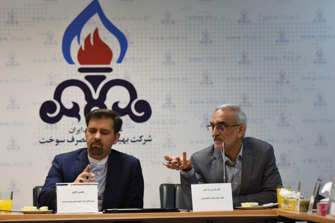نوسازی ناوگان حملونقل عمومی تهران با حمایت کامل وزارت نفت دنبال میشود