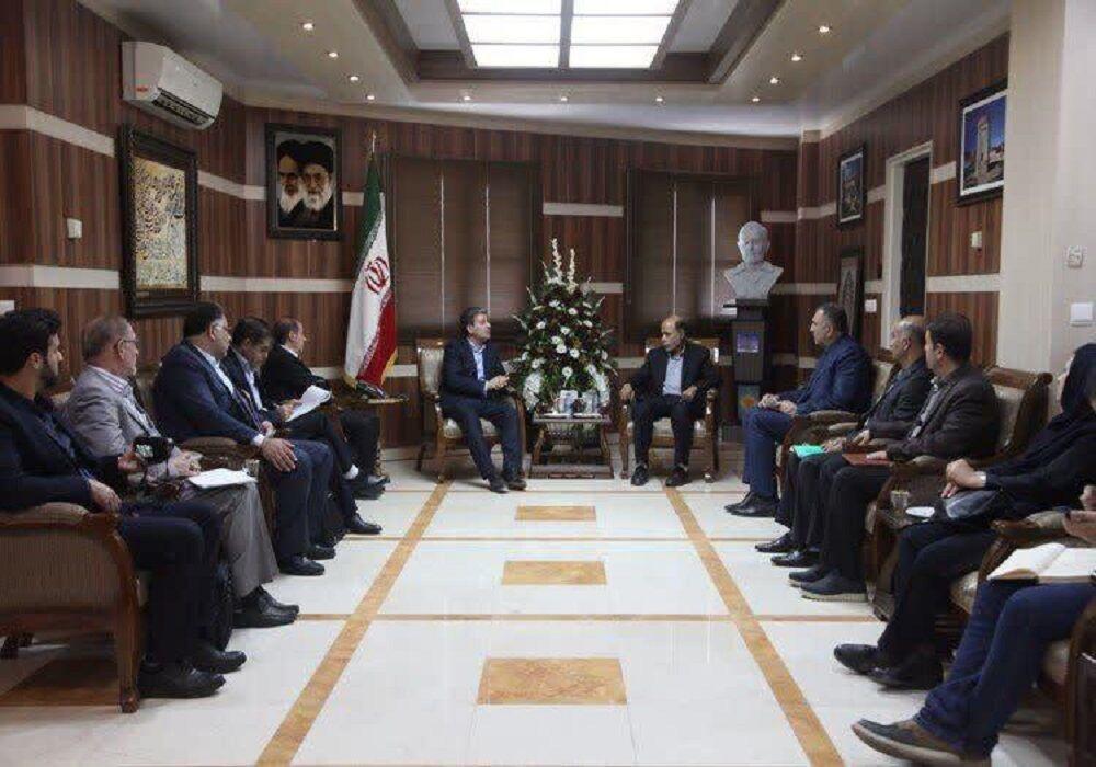 وزارت نفت بر توسعه شبکه گازرسانی در مناطق مرزی تاکید دارد