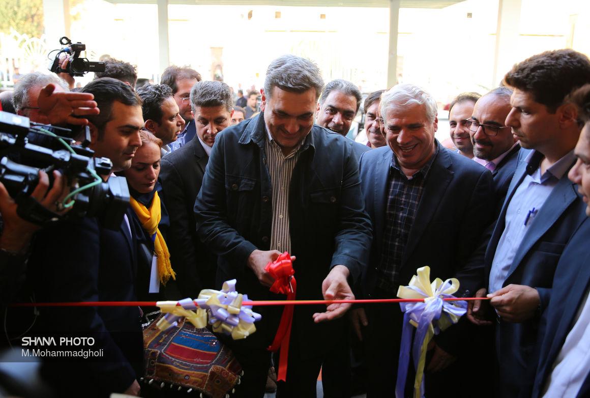 افتتاح موزه پمپبنزین دروازه دولت تهران