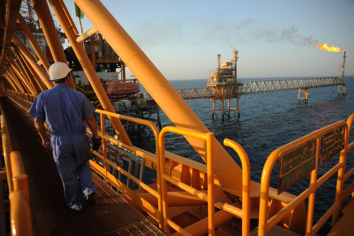 مخزن آسماری میدان نفتی ابوذر تولیدی شد