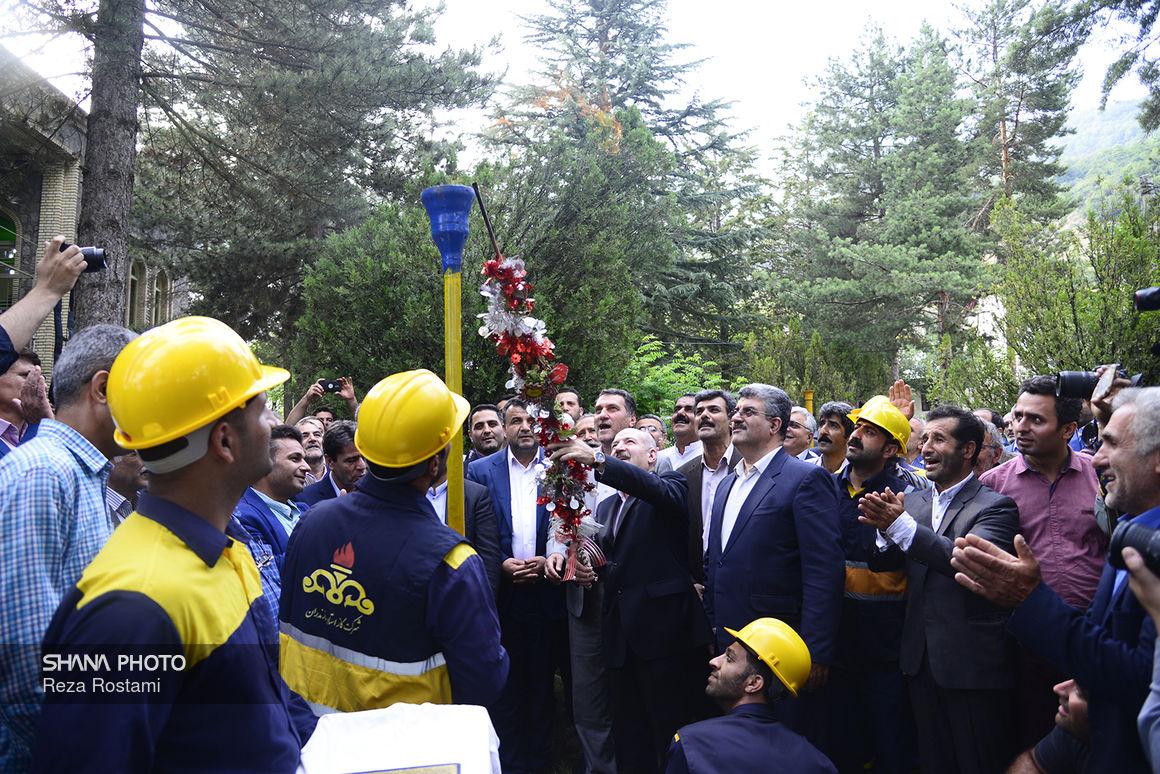 امید و شادمانی ارمغان گازرسانی به شهر آلاشت
