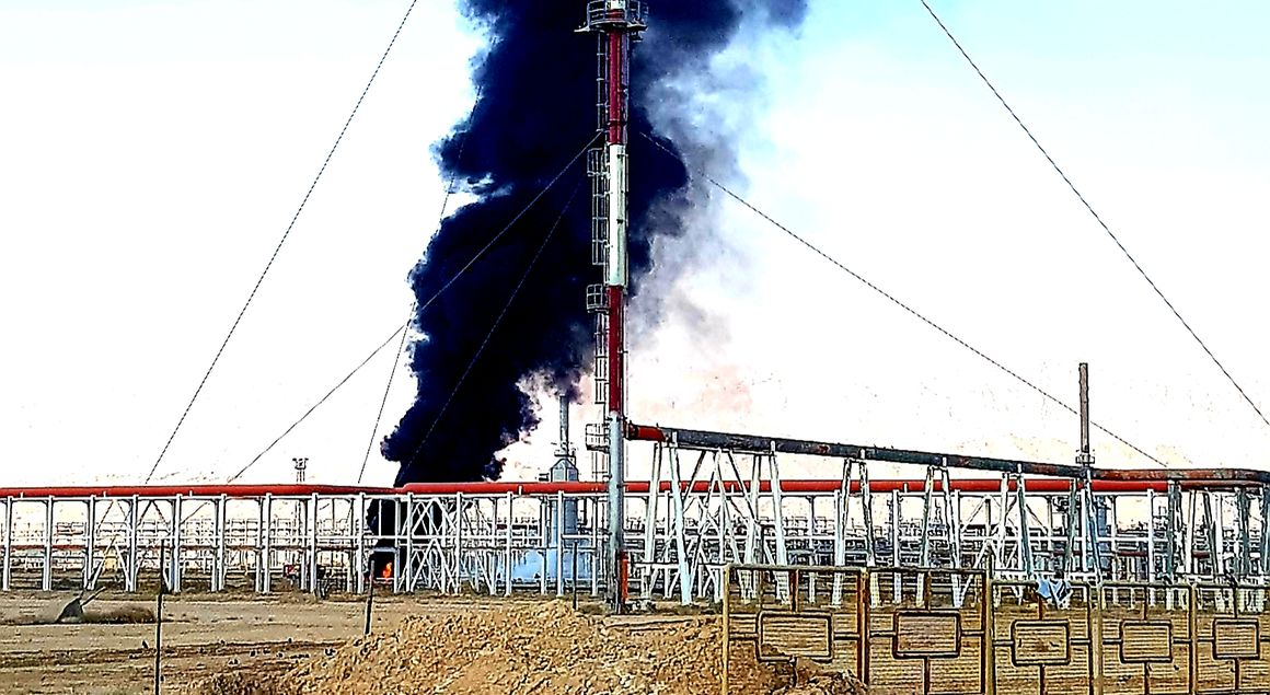 تولید گاز طبیعی در پالایشگاه پارسیان بیوقفه ادامه دارد