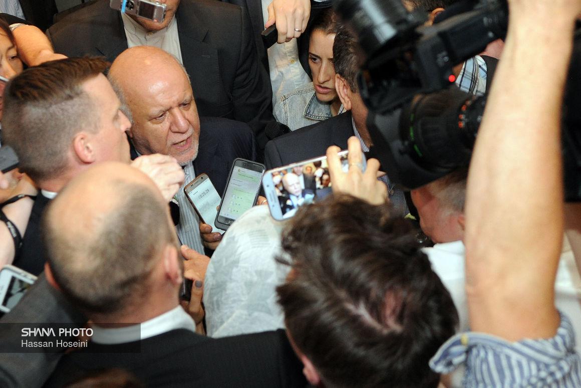 زنگنه: جیییسیاف در حال ایفای نقش مهم خود در عرصه جهانی است