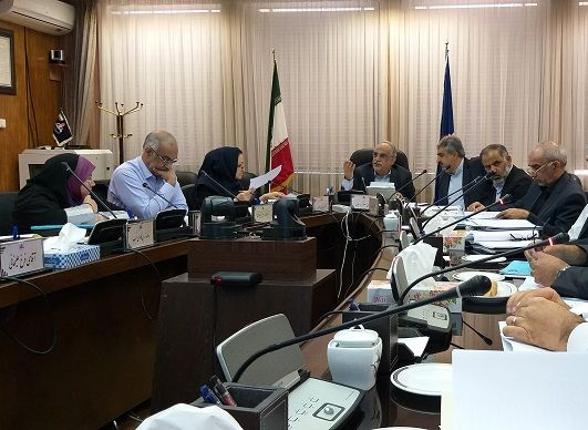 نشست مجمع عمومی شرکت نفت خزر برگزار شد