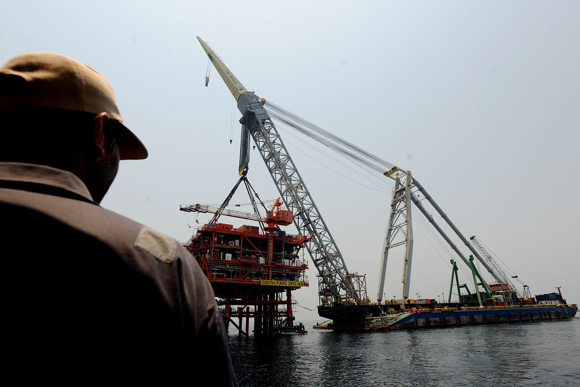 Offshore Section of S.P Phase 14 Complete by December
