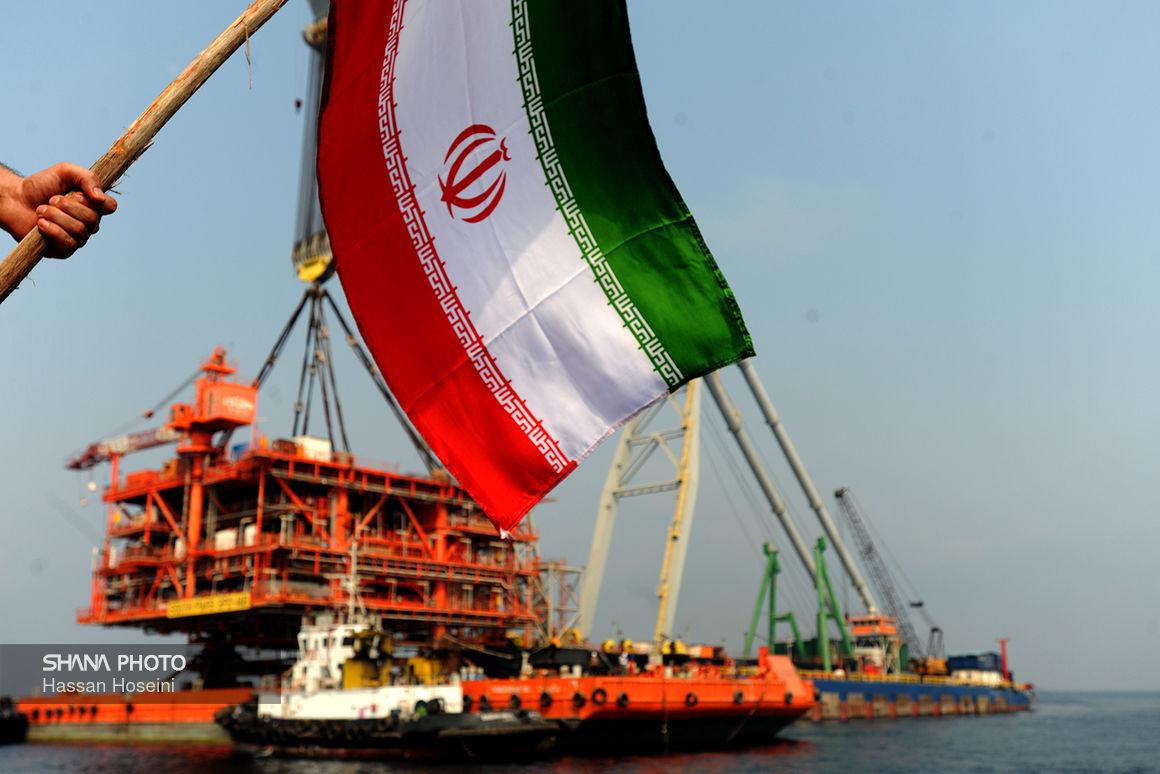 ایران با برداشت حداکثری از پارس جنوبی در اوج اقتدار در خلیج فارس است