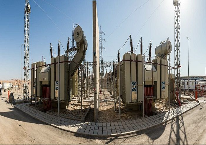 پست برق بخش تاسیسات نفتی واحد فرآورش طرح آذر راهاندازی شد