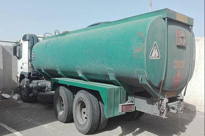 کشف و دستگیری باند سارقان نفت در غرب کارون