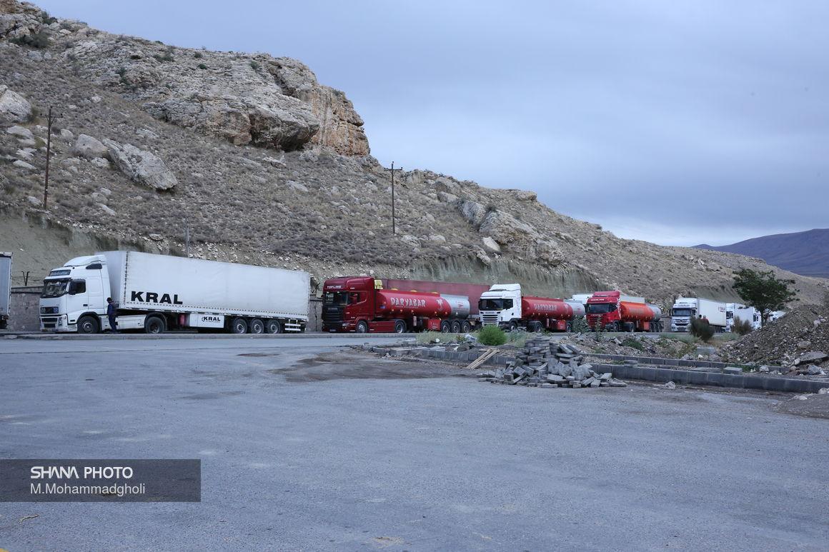 طرح کنترل الکترونیکی باک خودروها از مرز مهران اجرایی شد