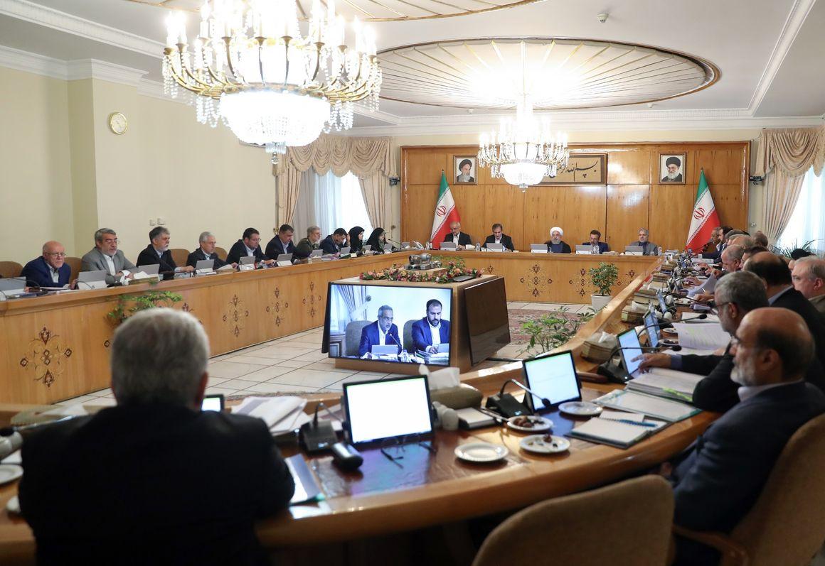 موافقت هیئت دولت با افزایش سرمایه شرکت ملی نفت ایران