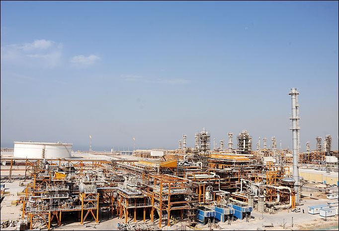فاز ۱۹ نخستین صادرکننده گاز مایع در سایت ۲ پارس جنوبی شد