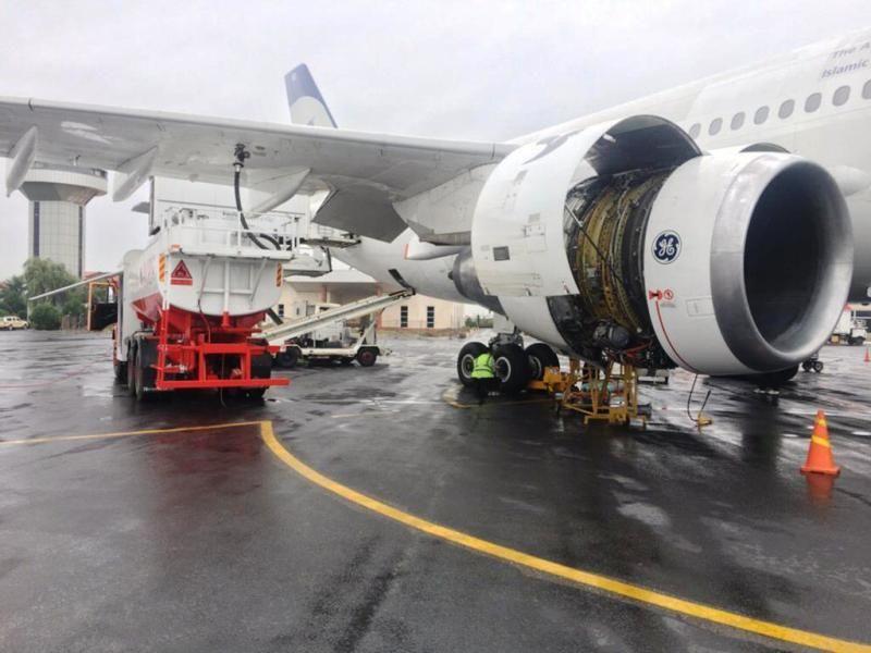 ثبت رکوردی تازه در سوخترسانی به پروازهای فرودگاه بینالمللی گرگان