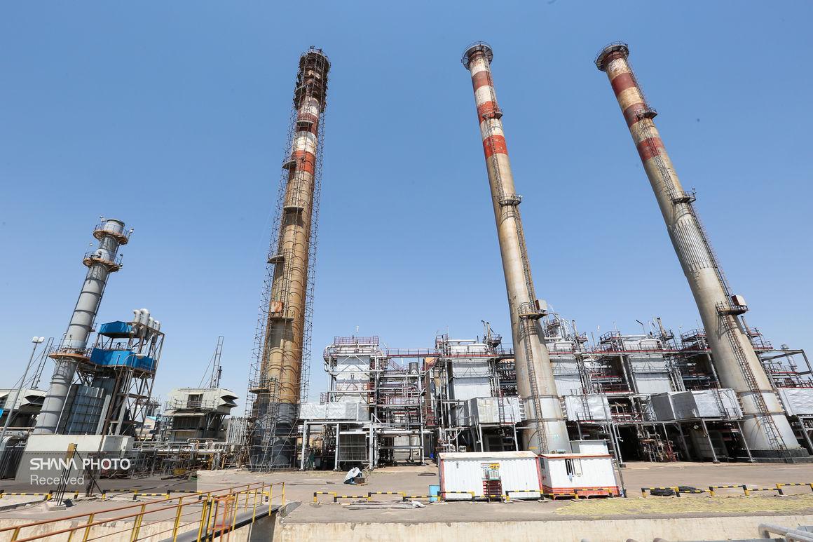 Tabriz Oil Refinery Supplies Euro-V Petrol