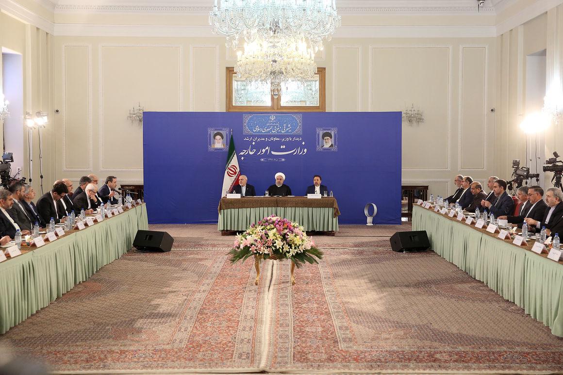 امنیت در مقابل امنیت؛ صلح در برابر صلح؛ نفت در برابر نفت