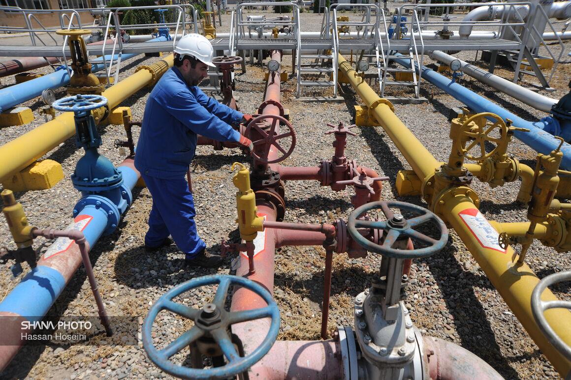 Iran Gas Output at 810 mcm/d