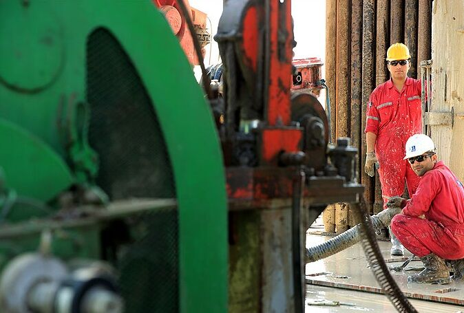 تولید نفت در میدان مشترک یاران شمالی افزایش یافت