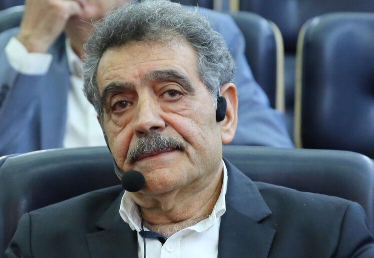 محمدحسن پیوندی، مشاور مدیرعامل در صنعت نفت، گاز و پتروشیمی شرکت سرمایهگذاری تأمین اجتماعی